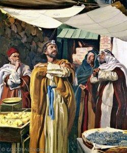 Farisi bungkam
