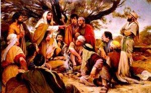 Yesus-Memilih rasul